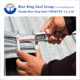 Beschichtung-Galvanisierung-Stahlrohr des Zink-400G/M2