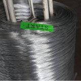 Провод Galfan высокого качества сделанный для загородки ячеистой сети