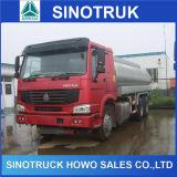 판매를 위한 Sinotruck HOWO 6X4 20000L 물 탱크 트럭
