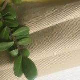 La tela de lino de la tela cruzada del algodón, entreteje el lino, lino de la ropa, camisa del ocio