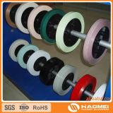 PE PVDF bandes en aluminium à revêtement de couleur