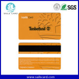 二重側面のオフセット印刷の磁気帯カード