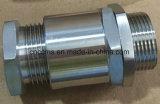 304/316/di connettore dell'acciaio inossidabile 321 per la spina