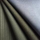 Сплетенная ткань Barathea шерстей, ткань шерстей смешанная полиэфиром