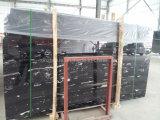 Countertop Китая черного мраморный дракона серебра плитки настила черный мраморный