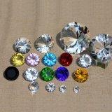 최신 판매 도매 싼 주문 유리제 수정같은 다이아몬드