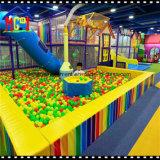 Le matériel d'intérieur d'amusement de maison de théâtre de centre de divertissement de famille badine la cour de jeu