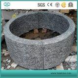 暗い灰色の花こう岩の石か磨かれたG654/Impalaの花こう岩のタイルまたは磨かれたまたは砥石で研がれるか、または炎にあてられるまたはBushhammeredまたは砂を吹き付けられたか、またはのみで削られるか、または自然な分割タイルまたは平板