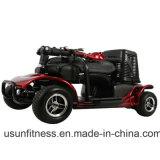 熱い販売の四輪年配の電気スクーターの新しい移動性の障害がある医学のスクーター