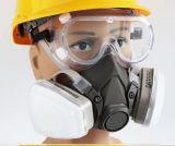 O Dual/filtro tipo cartucho/Protecção Chemical/gás/o smog/Soldar/Militares/Industrial/Fumaça/Full/half Máscara Respirador Resuable/Facepiece/máscara