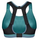 Personalizar o sutiã dos esportes da ioga do projeto da forma para mulheres