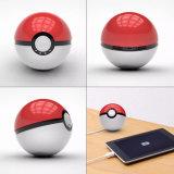 Шарик Pokeball Pokemon Poke поставщика Wholesale12000mAh Китая идет портативный крен силы заряжателя USB с светом СИД