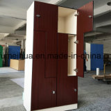 Cacifo do banco/cacifo forma da roupa Lockers/HPL Z