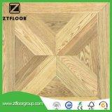 Nueva azulejo de suelo laminado de la textura del modelo superficie de madera