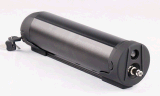 Het mooie Ontwerp van de Vorm voor het Vlakke de e-Fiets van het Type Pak 48V15ah van de Batterij met de Batterijcel van het Lithium