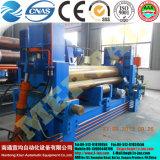 Vlek! Mclw11s-20X2500 op een volledig Hydraulische CNC Buigende Machine van de Plaat, 3-rol de Rolling Machine van de Plaat