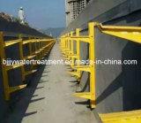 El peso de la luz de alta resistencia FRP SMC GRP Soporte del cable de fibra de vidrio con el apoyo de Jjy