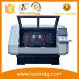 Machine de perçage à haute pression à deux broches pour PCB