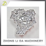 Het naar maat gemaakte Machinaal bewerken van het Aluminium van 5 As