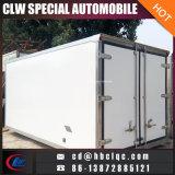 Foton 6ton raffredda il contenitore freddo refrigerato isolato corpo Van di contenitore di camion