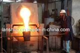 160kw Kgps Induktions-Mittelfrequenzschmelzender Stahlofen für Verkauf
