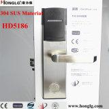 304ステンレス鋼の防水Bluetoothのホテルの部屋ロック