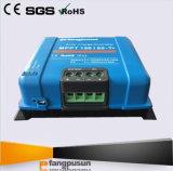 Contrôleur solaire solaire solaire bleu du système d'alimentation du chargeur de batterie de Fangpusun MPPT150/60 12V 24V 36V 48V 60A MPPT