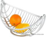 부엌 금속 과일 바구니 식물성 저장 진열대