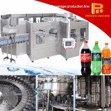 Linha de produção de bebidas carbonatadas com sabor limão e suco estável