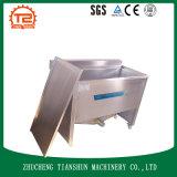 Friteuse de nourriture électrique de chauffage de matériel de cuisine et machine profondes de faire frire