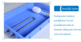 Оптовая торговля 528 потенциала голубь автоматический инкубатор для яиц с маркировкой CE утвержденных