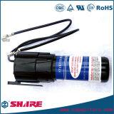 Relè del motore a corrente alternata E condensatore iniziante duro Spp5 Spp6 del kit con il grande condensatore del dispositivo d'avviamento di scossa