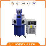 Laser-Punktschweissen-Maschine der Schmucksache-200W/weichlötende Maschine