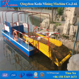 Kedaのディーゼル機関の川のWeedの収穫機