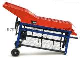 가솔린에 의하여 모는 옥수수 가공 기계 또는 옥수수 탈곡기 및 옥수수 탈곡기