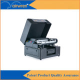 소기업을%s 작은 UV 평상형 트레일러 인쇄 기계 A4 UV 인쇄 기계