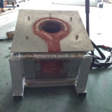 Kleines manuelles elektrisches Eisen, das elektrischen Ofen schmilzt