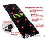 Vibrierende Massage-Matratze/Karosserien-Massage/Massage-Matratze