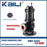 JYWQ Auto-l'agitation des eaux usées en acier inoxydable pompe submersible (JPWQ)