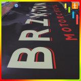 Bandiere su ordinazione della maglia del PVC del vinile di stampa della rete fissa esterna (TJ-BO1)