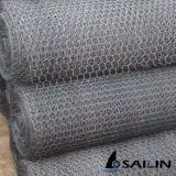 Sailin Galvanized/PVC Huhn-Maschendraht für Geflügel-Filetarbeit