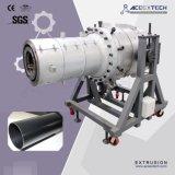 Machine d'extrudeuse de pipe de la grande capacité UPVC avec la boîte de vitesse verticale