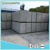 Nuovo isolamento sano dei materiali da costruzione & comitati di parete isolati metallo