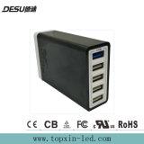 40W QC3.0 충전기 이동 전화를 위한 다중 포트 USB 충전기