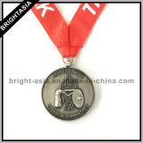 군 (BYH-10170)를 위한 Solider 육군 금속 방아끈 메달