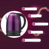 Qualitäts-doppelte Schicht isolierte Haus-Gebrauch-Edelstahl-elektrischen Kessel