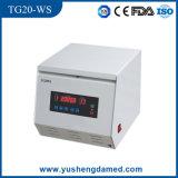 De hoge snelheid centrifugeert tg20-Ws
