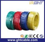 Câble flexible torsadé isolé PVC en cuivre 2 * 1 pour câble de connexion Rvs Câble 2 * 1