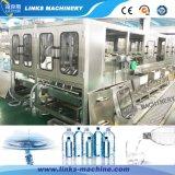 450bph 3-5gallon botella de agua lineal Máquina de llenado