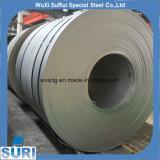Tira de bobina de aço inoxidável 301 com moinho / borda de corte com superfície 2b